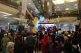 Atraksi di launching New Mio M3 di Tangerang