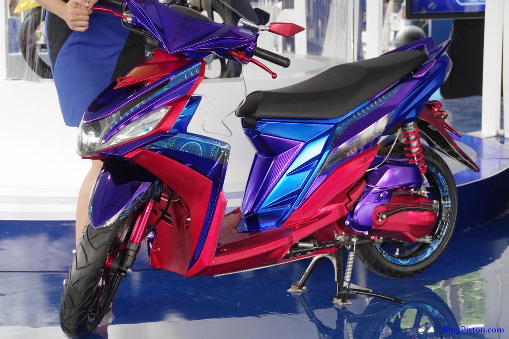 Modifikasi Mio Im3 125 Modifikasi Motor Kawasaki Honda Yamaha