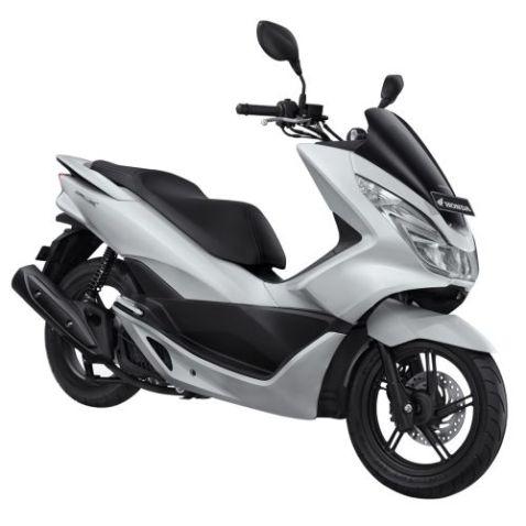 Honda-PCX-Glamour-White