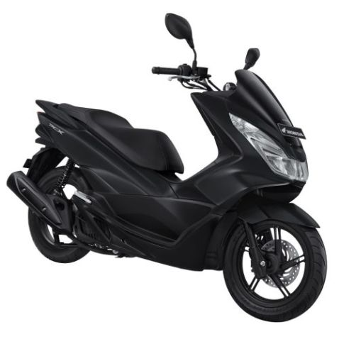 Honda-PCX-Masterpiece-Matte-Black