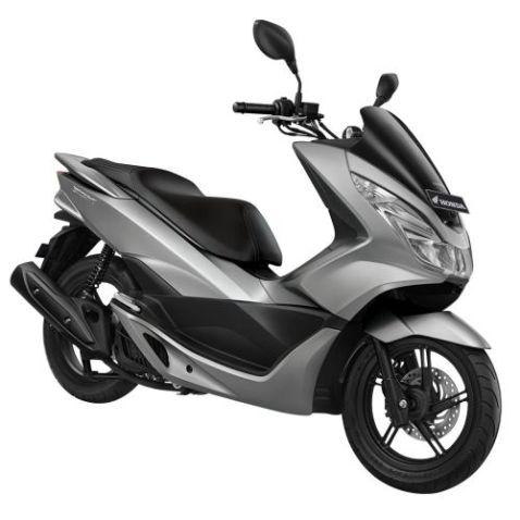 Honda-PCX-Sophisticated-Matte-Silver