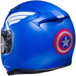 HJC-CL17-Captain-America-MC-2-Rear