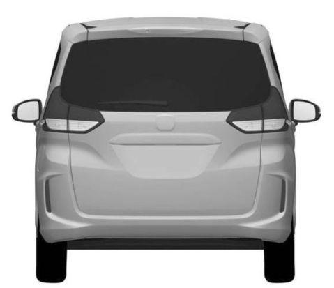 2016-Honda-Freed-MPVs-rear-patent-design-leaked